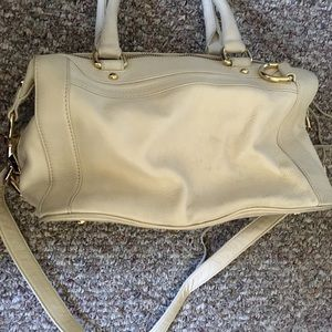 Rebecca Minkoff Bags - Rebecca Minkoff Morning After Bag MAB cream beige